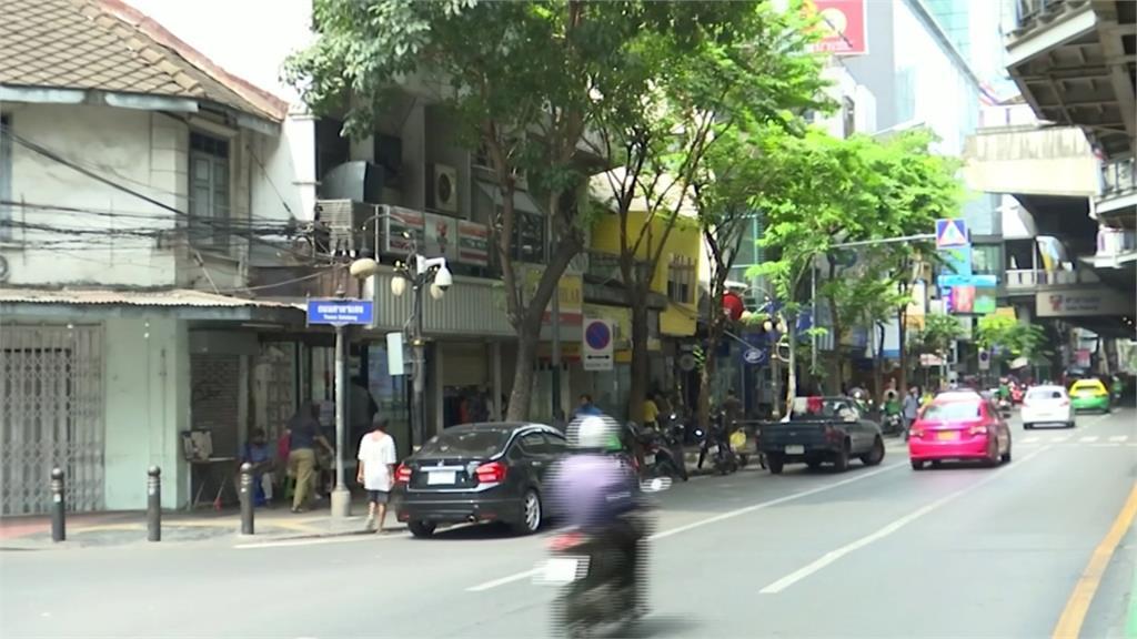 泰國取消潑水節 昔熱鬧狂歡 今蕭條冷清