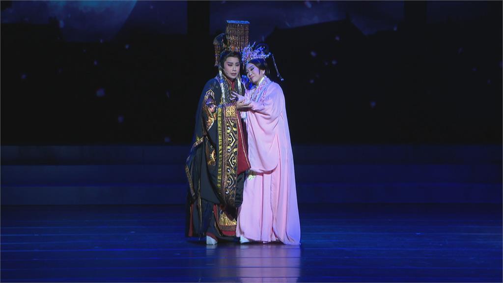 傳承廖瓊枝身段唱腔 「昭君丹青怨」台中將登場