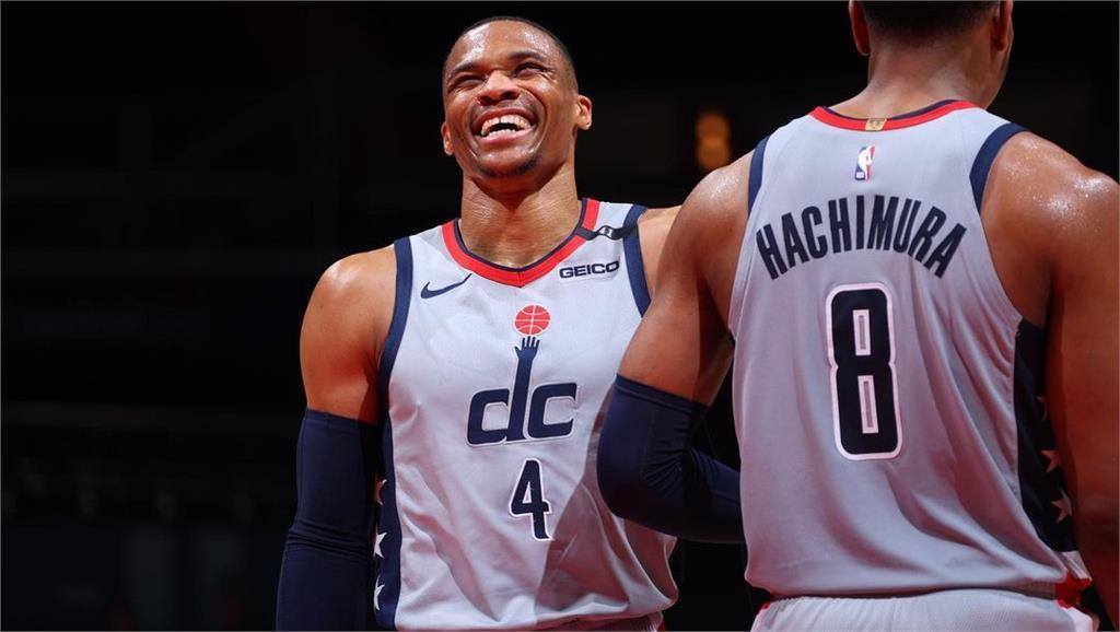 NBA/鬼神級「雙20」大3元!威少砍豪華數據 NBA史上第3次