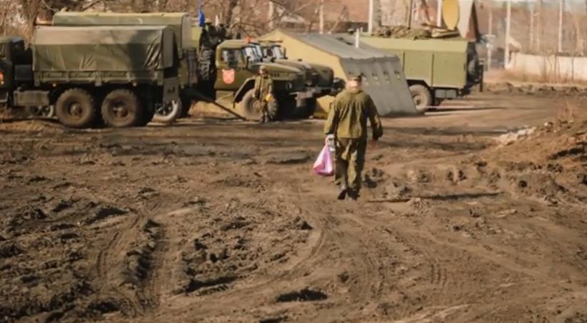 烏東戰火一觸即發 俄羅斯坦言局勢緊張