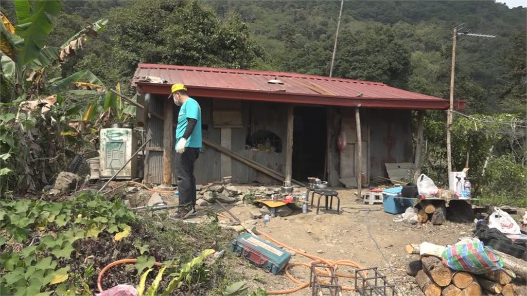 暖! 衡山行善團送愛 為獨居老人重建房屋