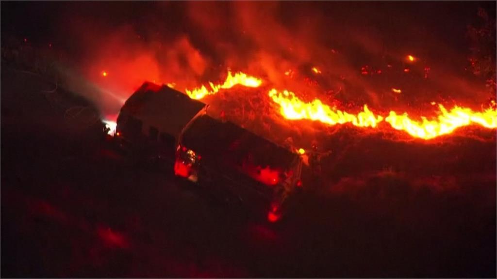 野火燒不完!美西空品惡化連呼吸也成致命危機