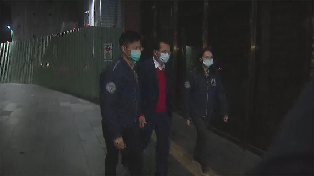 前特偵組發言人張進豐 遭控涉詐騙台幣近3億