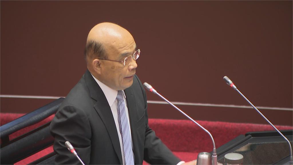 快新聞/放寬美豬牛進口 蘇貞昌:不再因關稅綁著手和人競爭