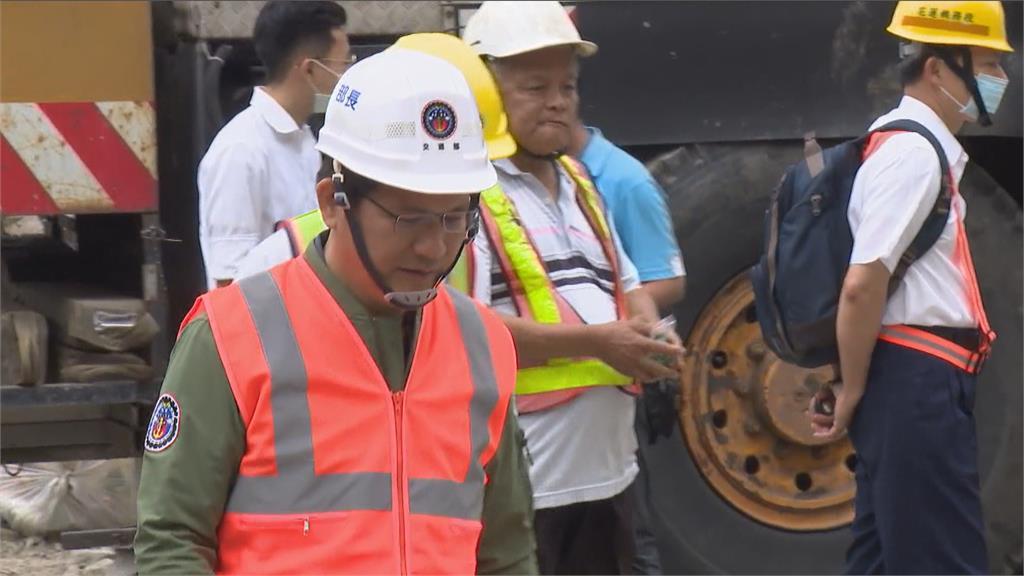 政院發言人證實口頭請辭交通部長林佳龍:該負責的不會逃避
