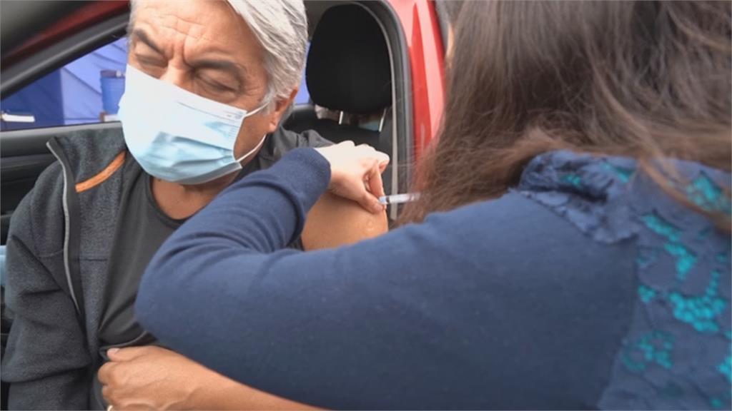 3月就接種中國科興疫苗 2名智利主教仍確診
