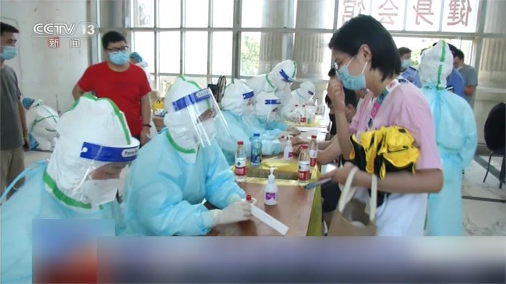 南京爆發Delta病毒 疫情擴散中國5省10市