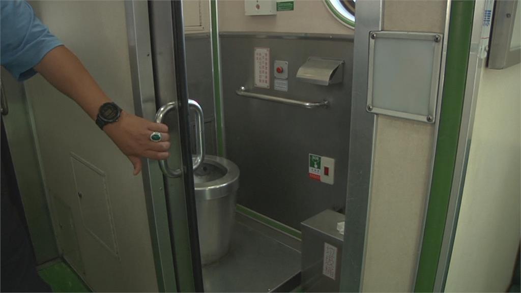 離譜!火車廁所「貼封條」 旅客憋尿五小時氣炸