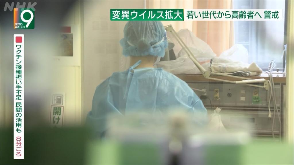 全球/「N501Y變種病毒」難控制 日本疫情續燒