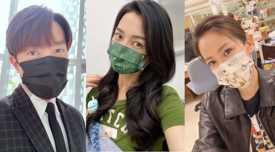 《<em>多情城市</em>》口罩時尚秀!一起將口罩「戴好戴滿」不只防疫還很美麗