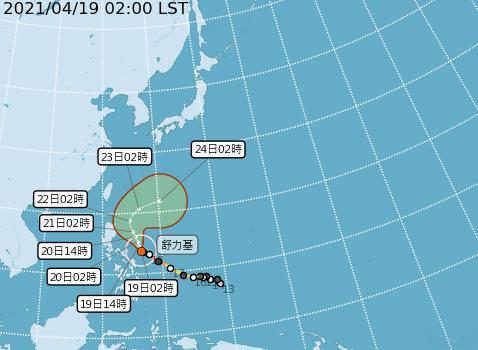 快新聞/強颱「舒力基」持續發威!氣象局:下周掀「3米以上」浪高
