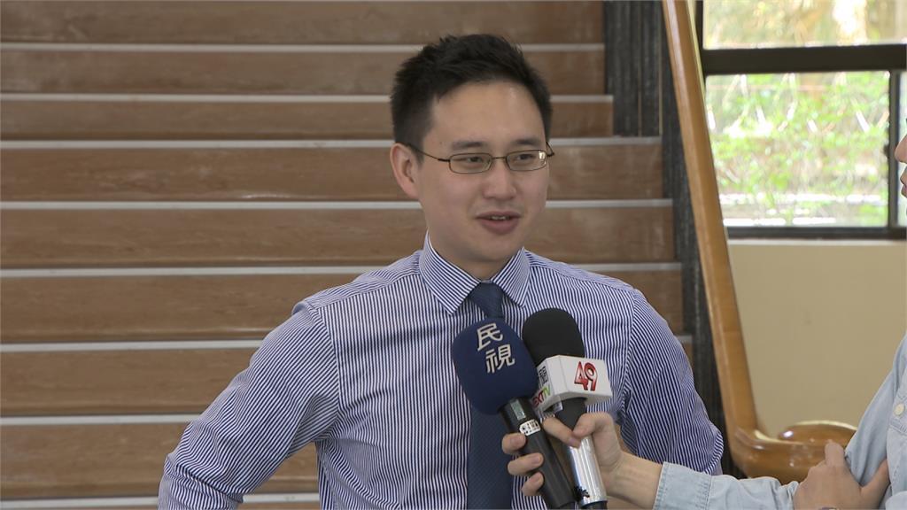 快新聞/共同推動「哈利法克斯台北論壇」! 「口譯哥」趙怡翔:讓世界更看見台灣