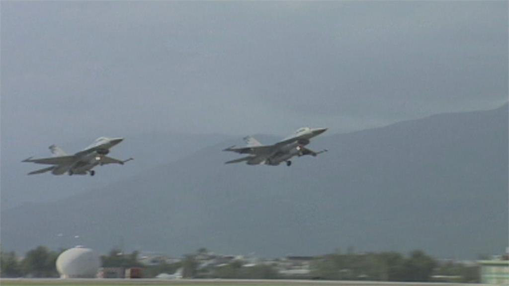 中國軍機7天6度擾台宣傳片嗆「義無反顧奔戰場」