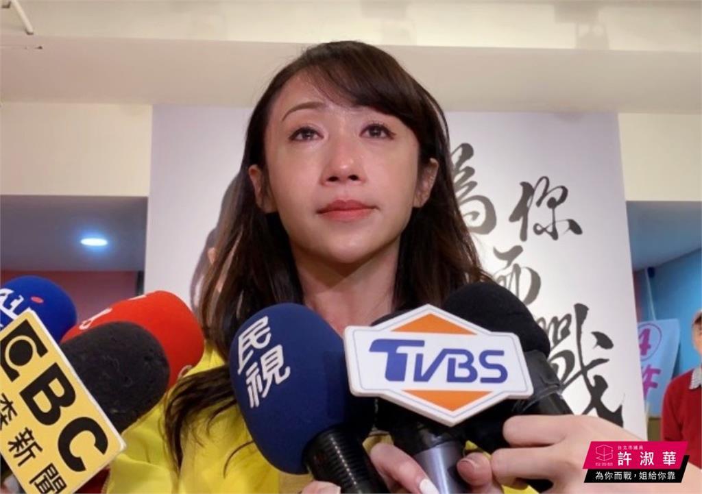 快新聞/費鴻泰嗆「陳時中應該被槍斃」 許淑華道歉:我不夠努力讓他當選