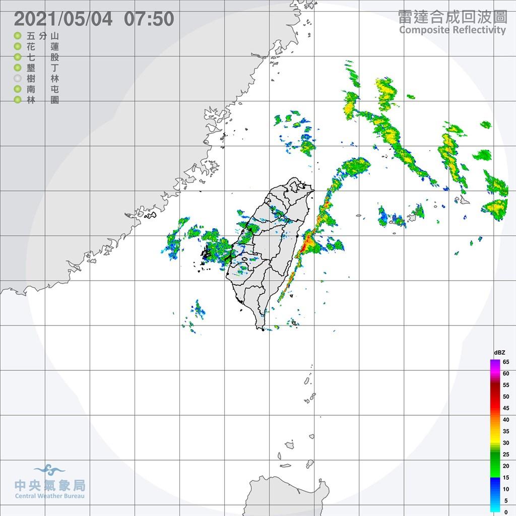 吳德榮:2波梅雨鋒面結構不強 水庫貢獻需觀察