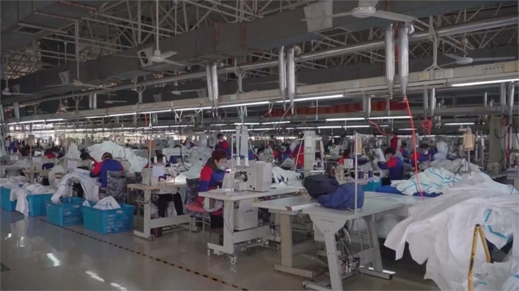 快新聞/中國對蘇州地區限電 台商暫時停工、調整生產因應