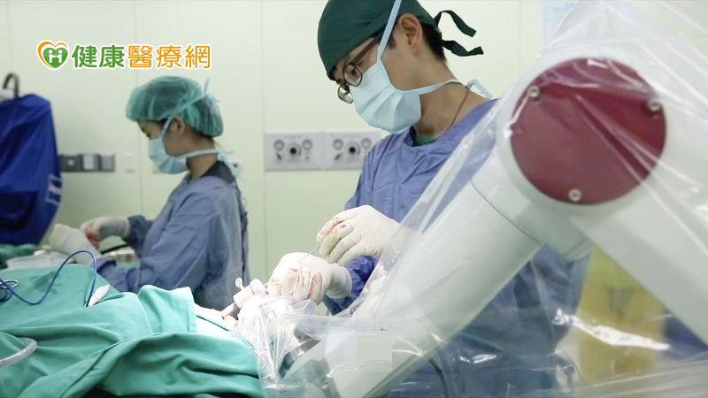ROSA勵羅莎手術機器人 癲癇手術精準定位新選擇