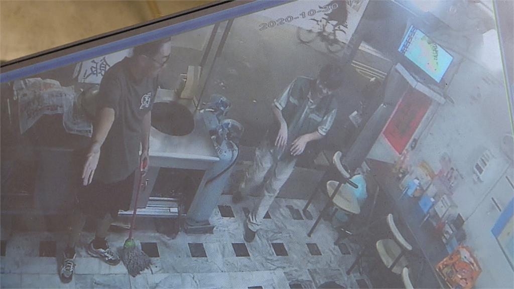 物流士目睹車禍脫衣助傷患向店家借水洗手善心義舉曝光