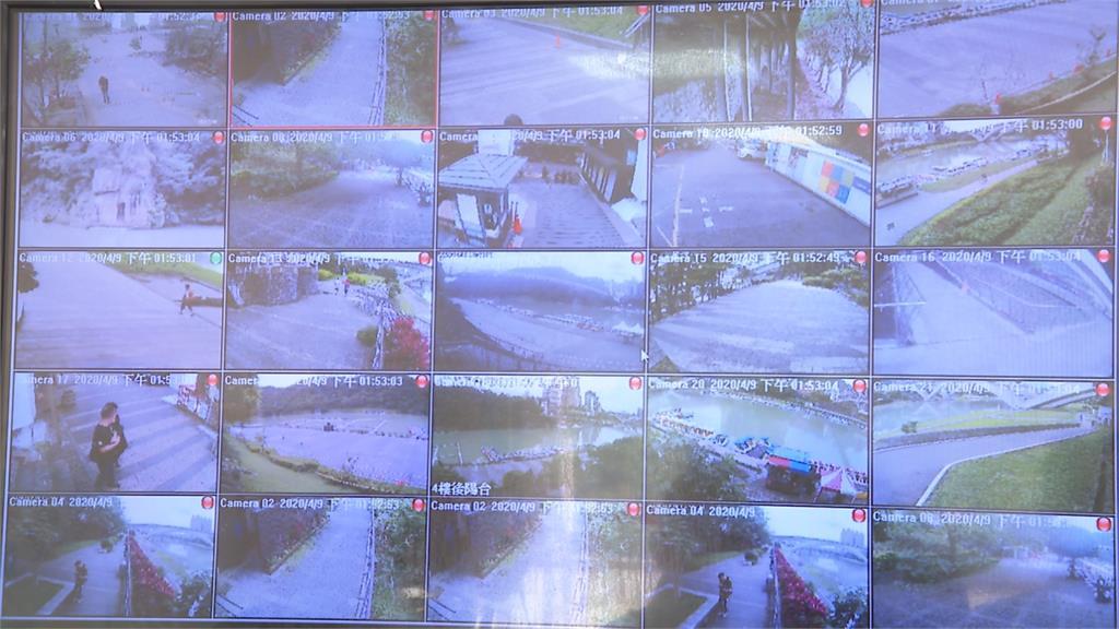 管控新北風景區人流 民眾可用手機遠端監看