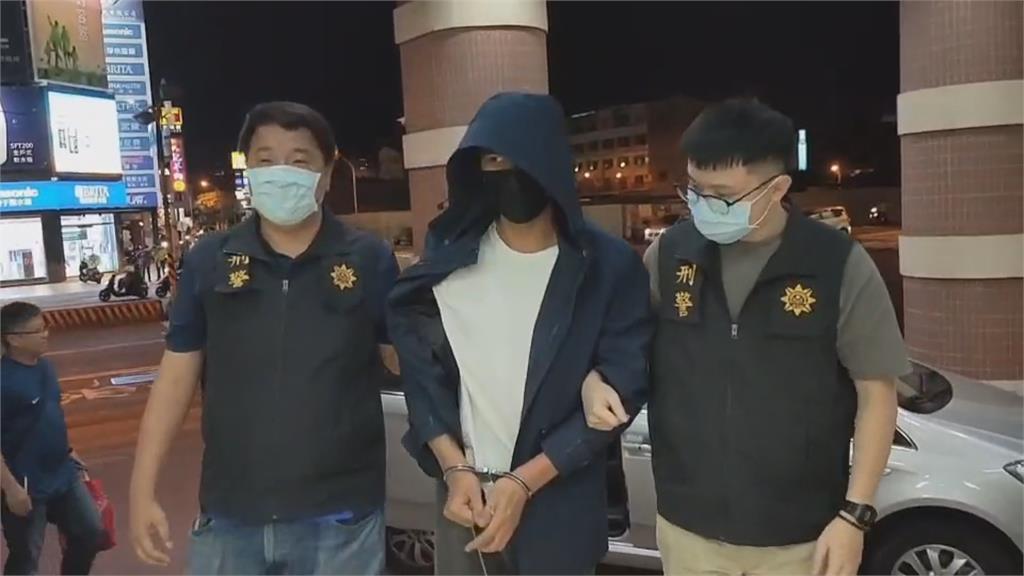 從桃園到台南犯案 搶婦人包包南下行搶兩度變裝!大費周章仍被逮
