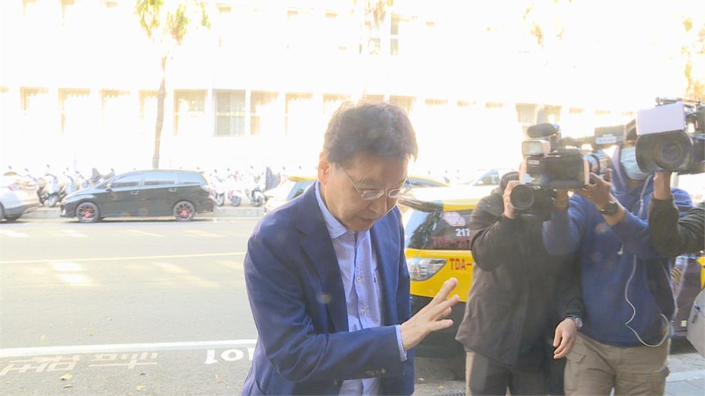 趙少康首遭傳喚 以「證人」身分出庭三中案