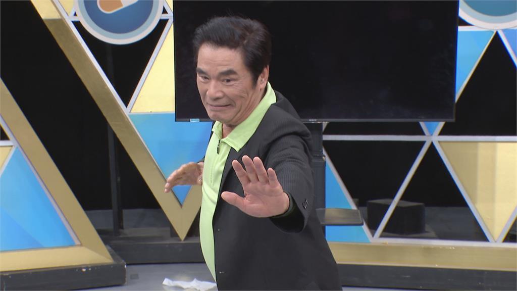 「爆橘拳」始祖! 73歲雷洪老當益壯代言賺翻