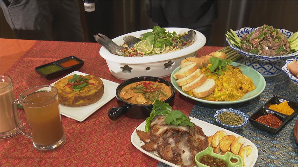 百貨泰國美食節登場 在台灣秒飛泰國感受南洋味