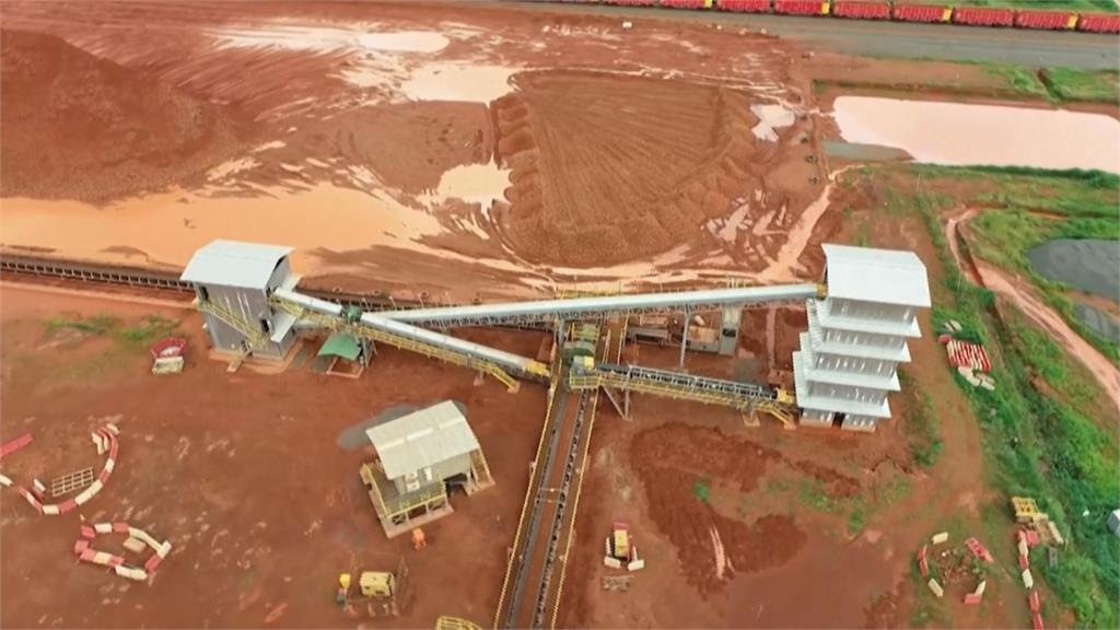 全球/幾內亞政變最大輸家? 中國礦產布局打水漂