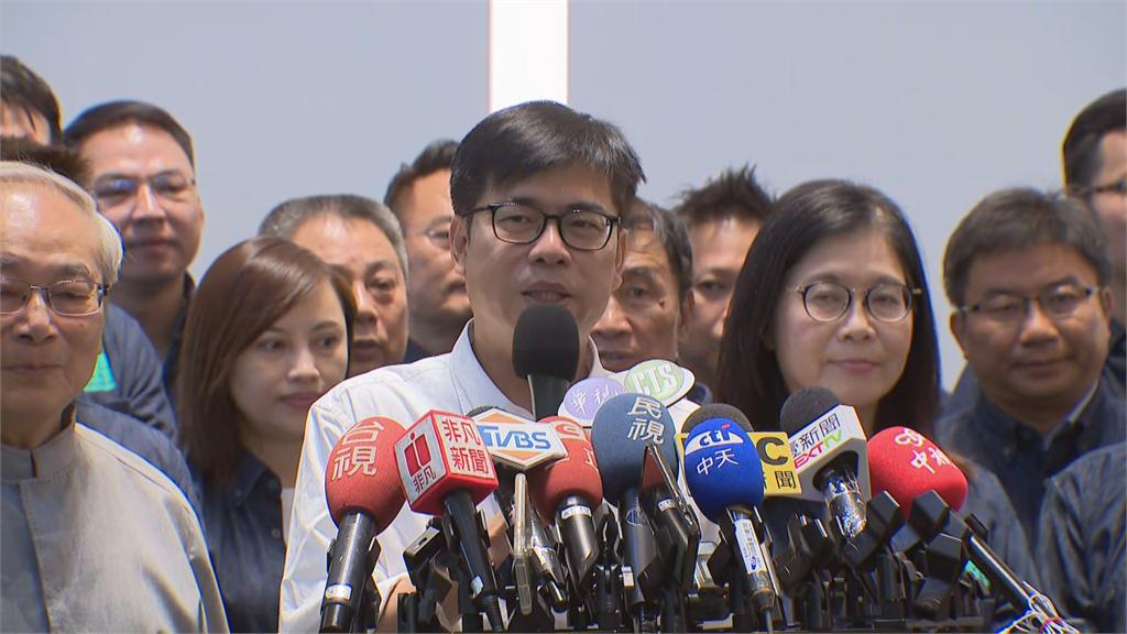 快新聞/準備好了! 陳其邁競選總部啟用 誓言8/15「贏回市民信賴」