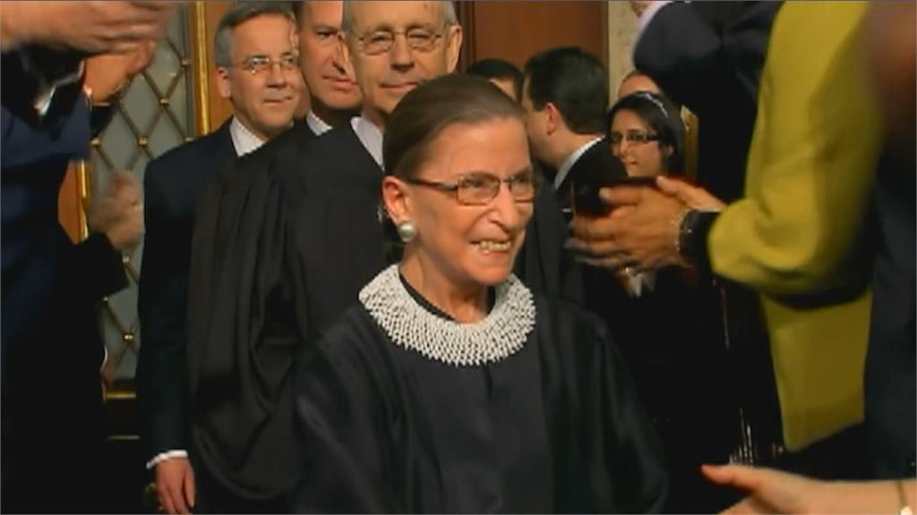 最強阿嬤級女權鬥士!美國女性大法官「金斯伯格」病逝