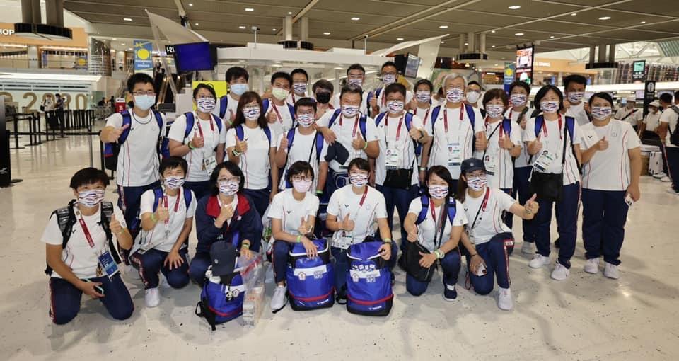 台灣最後的代表團搭機返國!蔡英文驚喜獻聲:大家都在等著你們回來
