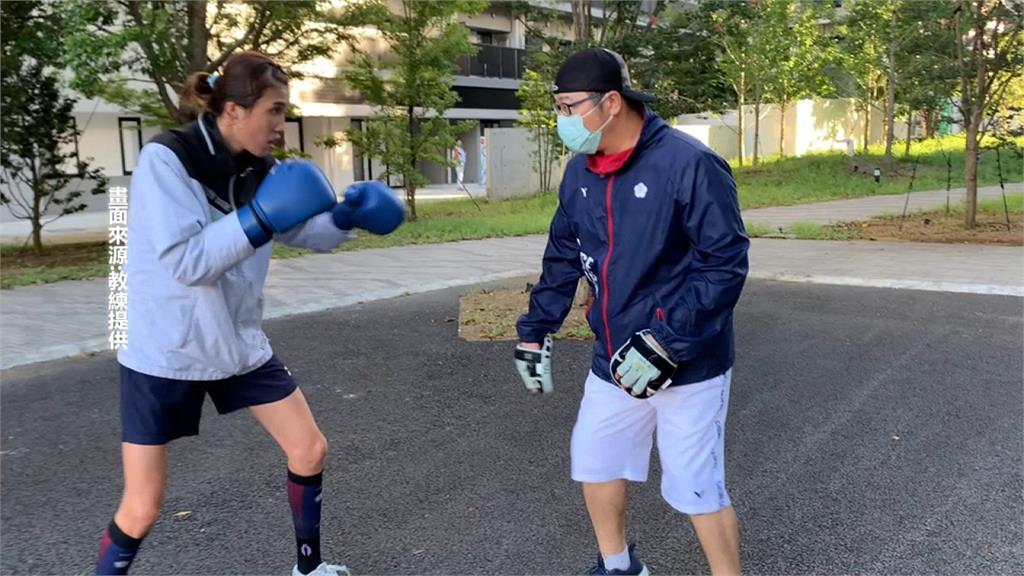 週三對決第一種子土耳其選手 拳擊女將黃筱雯爭搶決賽權