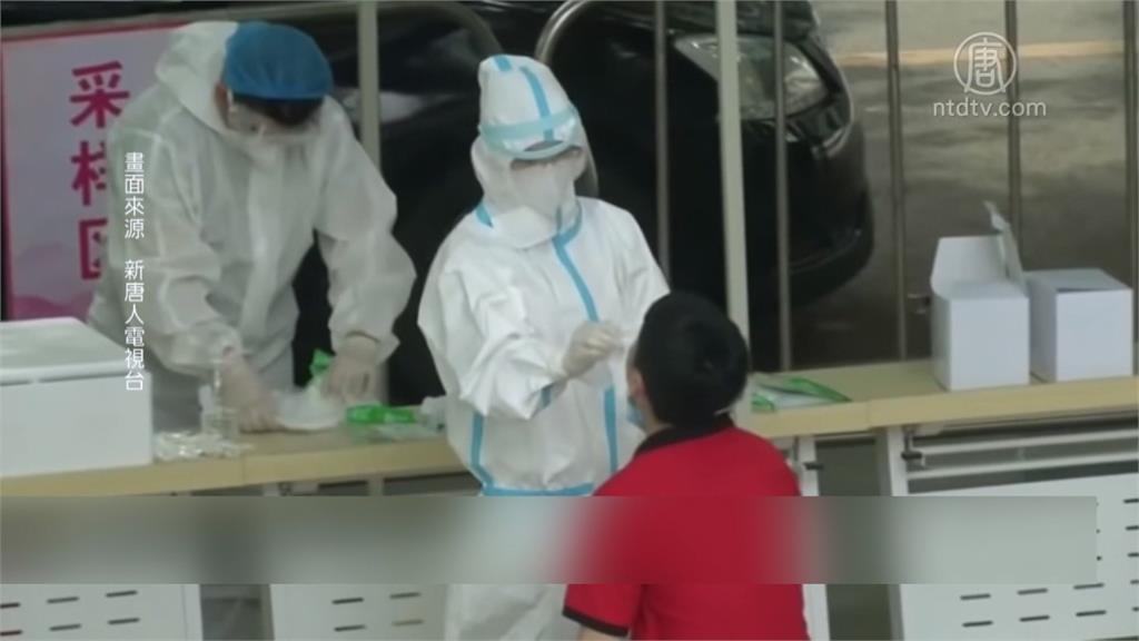 中國新一波疫情來了?上海出現「湖北移入確診者」