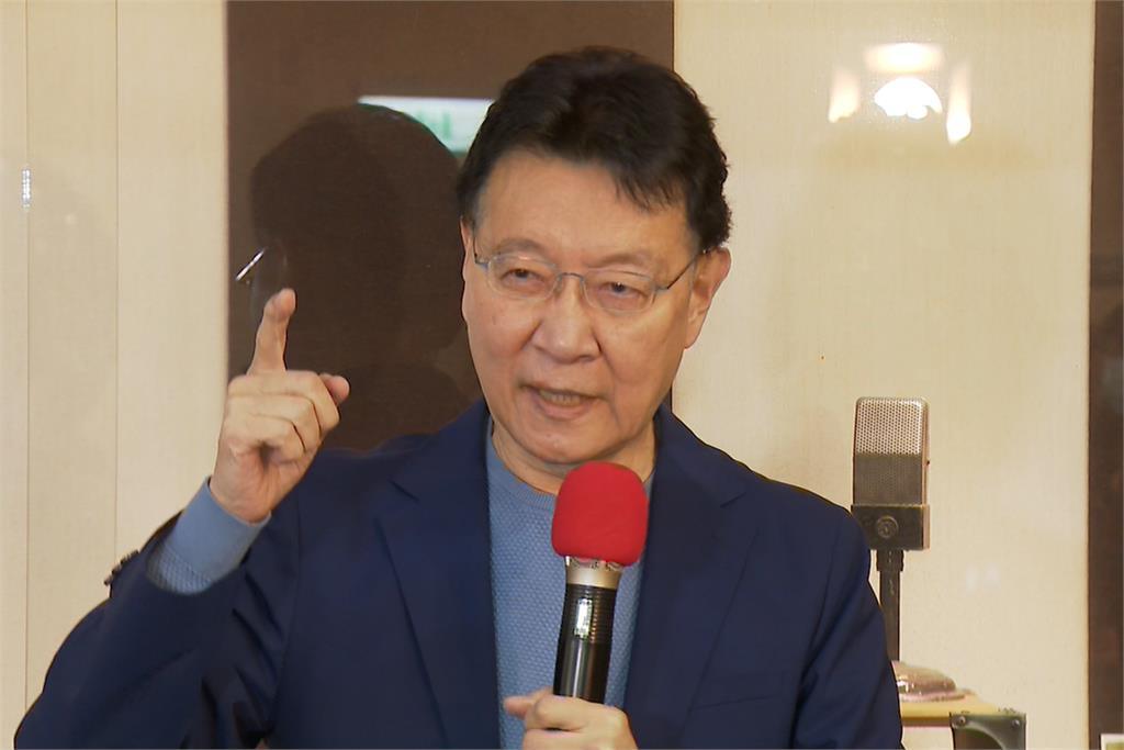 快新聞/江啟臣提「中國威脅」恐影響連任之路? 趙少康:兩岸論述要講清楚