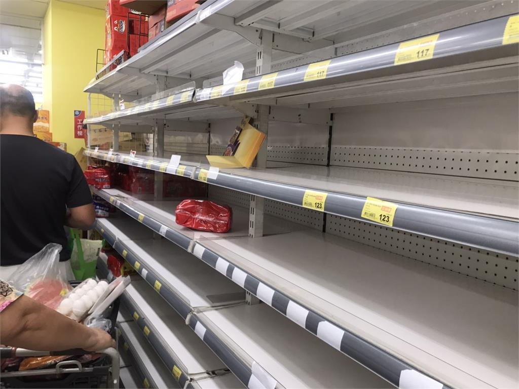 快新聞/台北三級警戒民眾瘋搶物資 柯文哲:沒必要囤貨