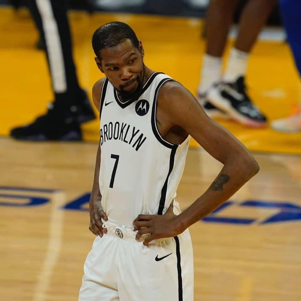 NBA/杜蘭特關鍵得分 籃網勝暴龍奪季後賽門票