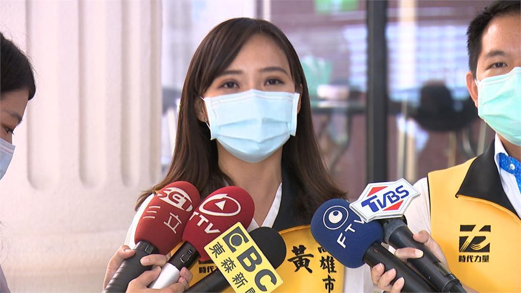質詢韓國瑜僅3分鐘就被「卡」黃捷:議會黑暗沒有極限