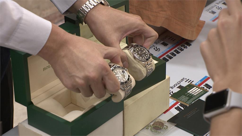 假面交真詐財!詐騙集團變賣「黑水鬼」手錶遭警方一網打盡