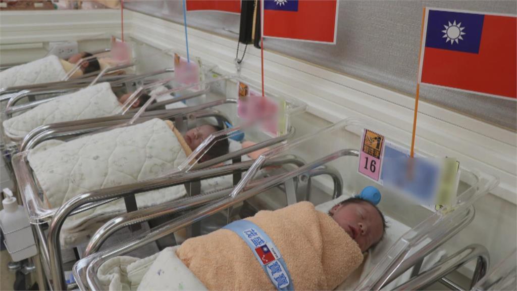 「國慶寶寶」人數年年下降!醫建議效仿日本「人工生殖」提高生育率