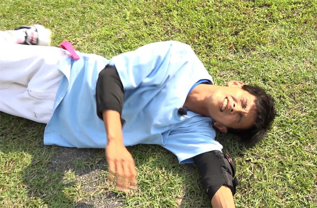 阿翔《綜藝新時代》錄影差點吐出來 求認浩子當乾哥遭拒絕