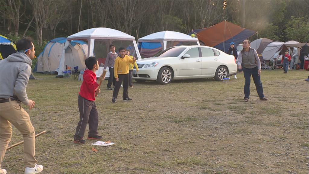 全台近2千個露營區僅169個合法!露營專家:水一來跑都跑不了