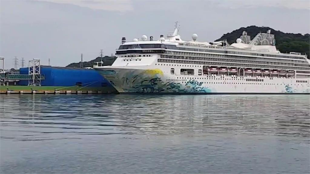 全球第一艘復航郵輪!「探索夢號」432船員篩檢全陰性
