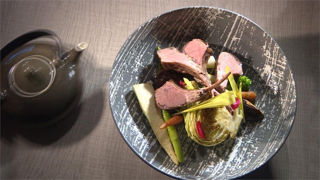 羊肉爐中菜西吃 芋泥油封鴨腿超特別