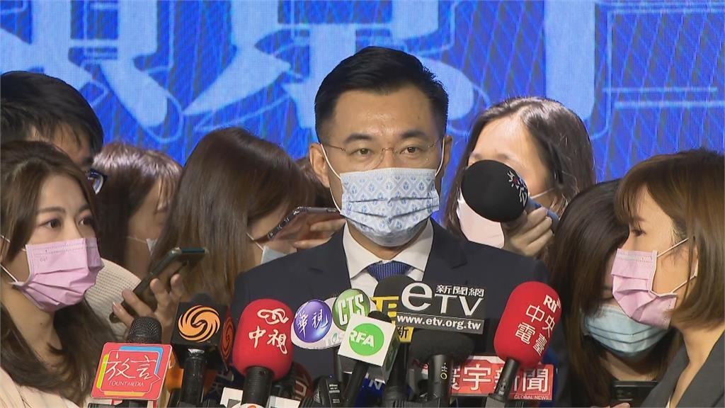 快新聞/邀柯文哲參加國民黨智庫論壇遭譏蹭聲量 江啟臣:「我應該不需要吧」