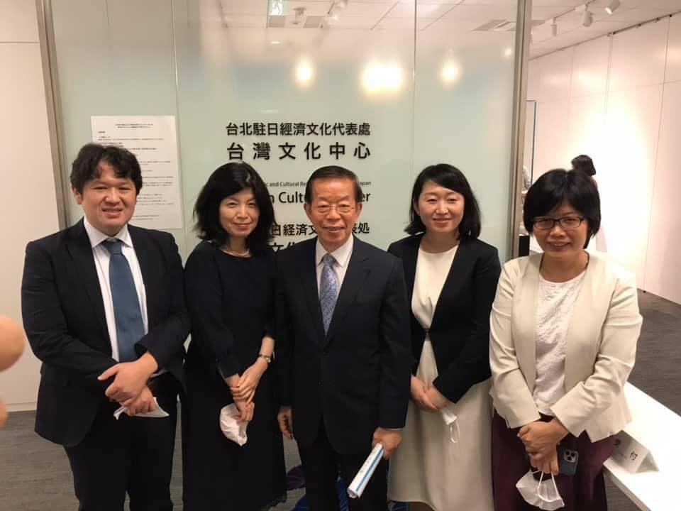 快新聞/為提高台日文化交流 謝長廷藉「博物館」秀台灣歷史
