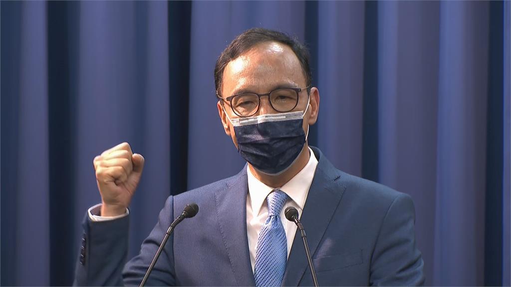 快新聞/國台辦稱「台灣前途由全體中國人民決定」 陳亭妃:朱立倫快醒醒吧!