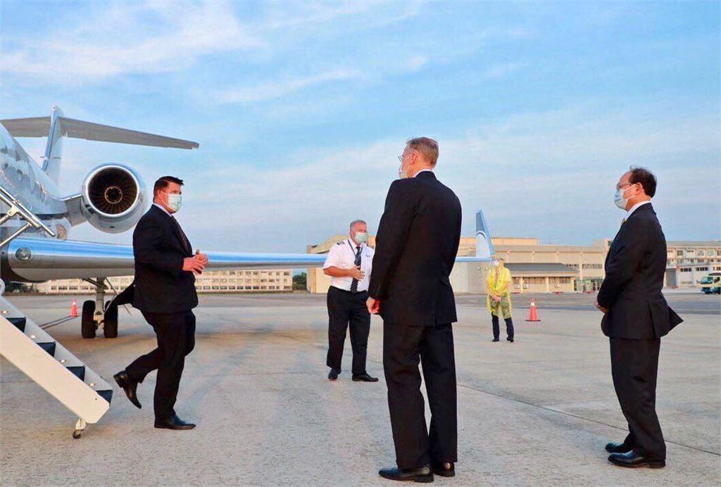 快新聞/美國務次卿柯拉克訪台行程曝光! 從經貿談到民主並接受總統蔡英文宴請