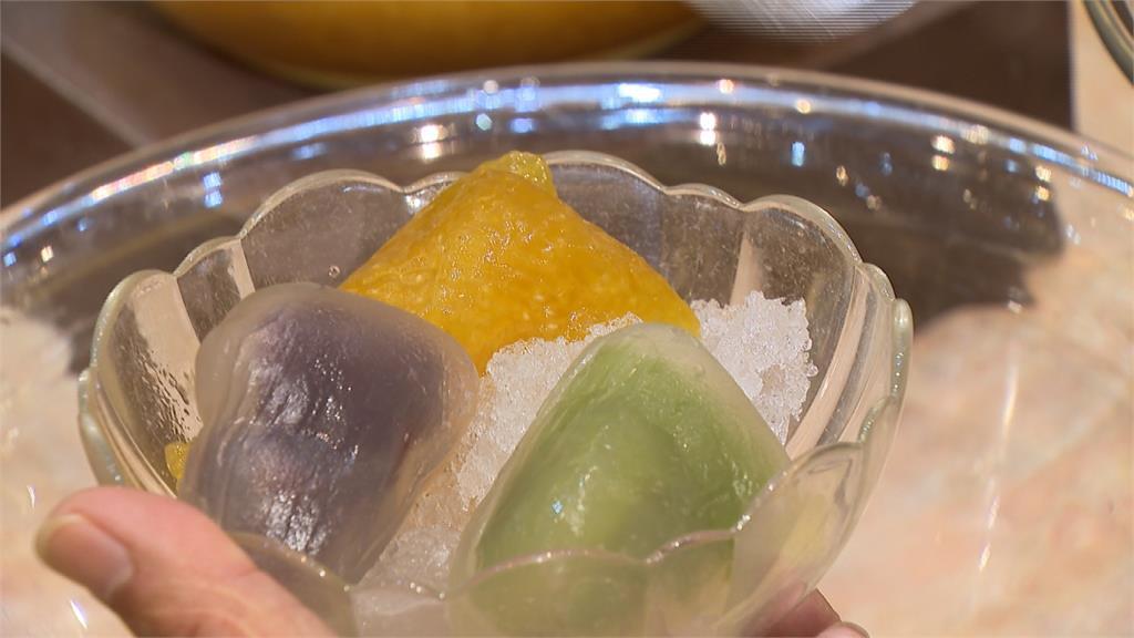 端午粽新吃法!甜粽、鹼粽搭配剉冰清涼有趣
