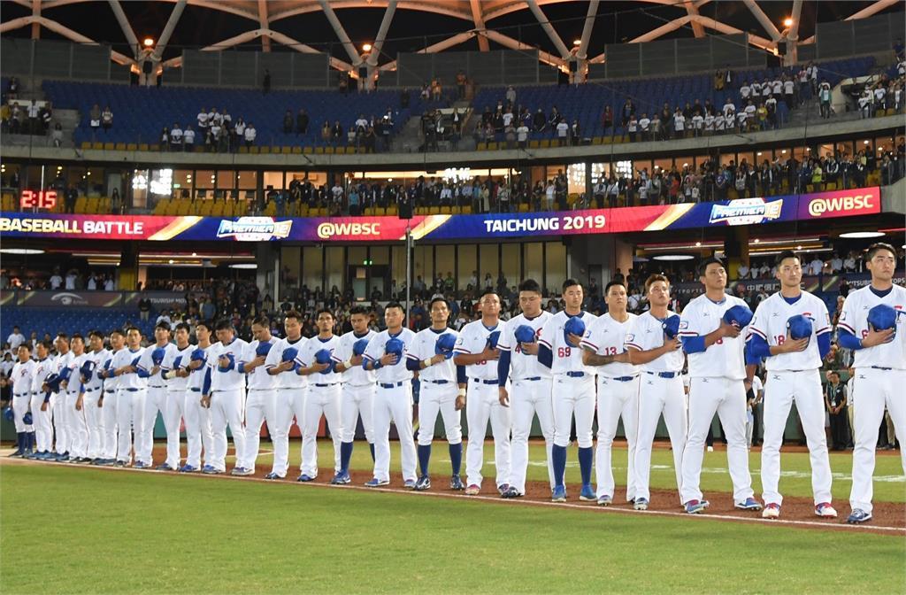 奧運棒球6搶1資格賽 台灣隊50人名單建議5月打疫苗