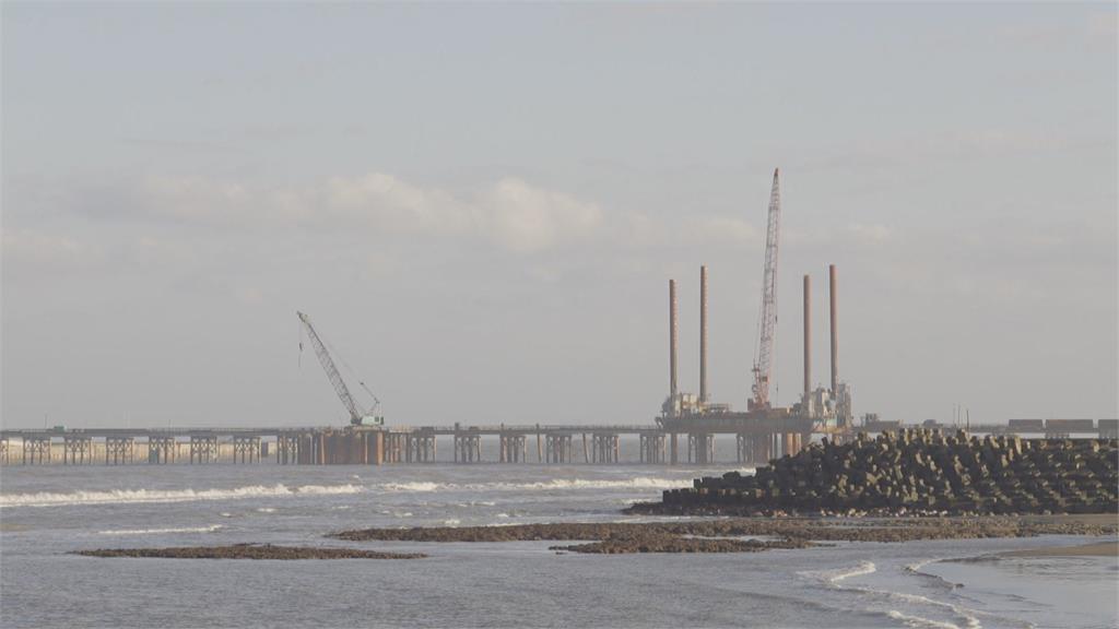 快新聞/推動麥寮建天然氣接收站 總統府經濟部口徑一致:非三接替代方案